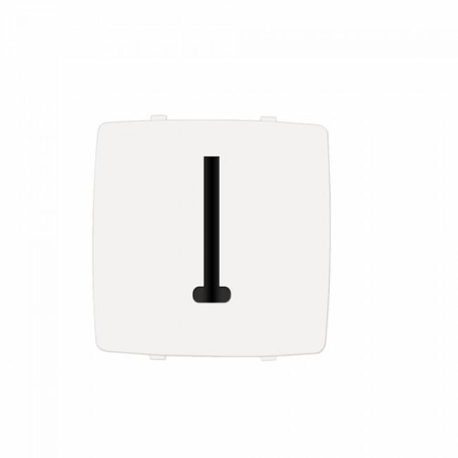 Prise de courant faible - composable - pose en saillie LEGRAND