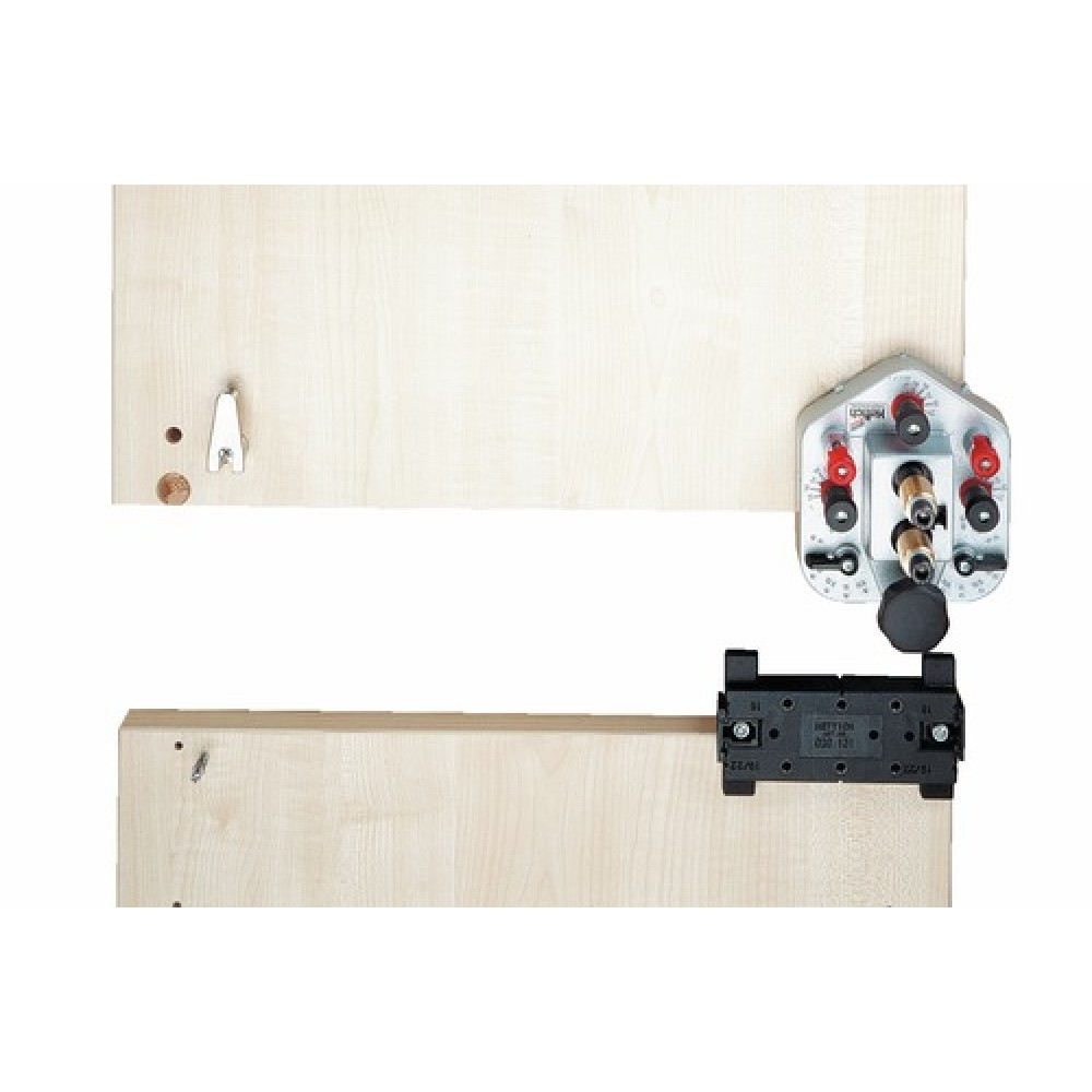 drill jig vb gabarit de per age pour ferrures d. Black Bedroom Furniture Sets. Home Design Ideas