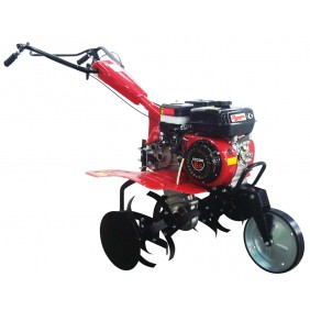 Motobineuse 6 fraises + vitesse arrière moteur Campeon ECO 196cc - TM500G2R CAMPEON