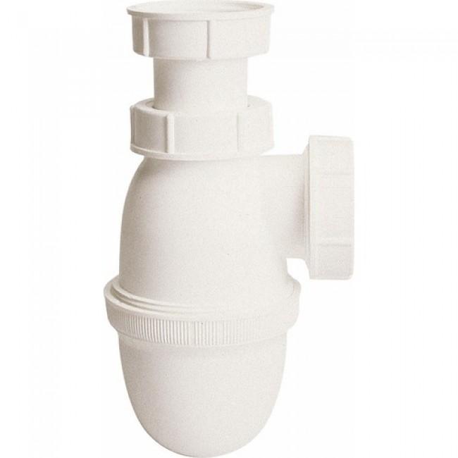Siphon de lavabo réglable - évacuation en 40 mm NICOLL
