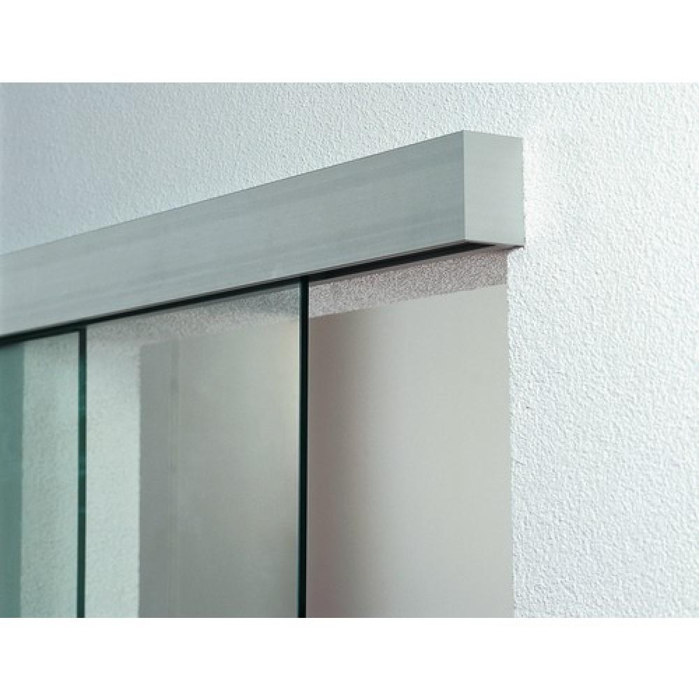 Garniture porta 100 verre pour vantail de 100 kg porta for Porta 1 100