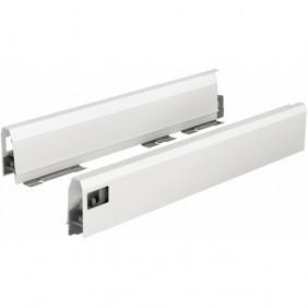 Profils ArciTech-hauteur 94 mm-blanc HETTICH