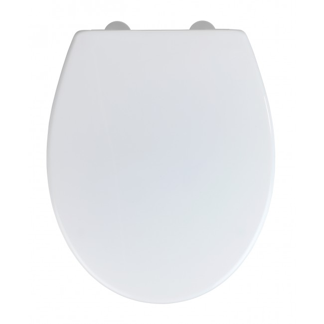 Abattant WC - Korfu - Easy-Close et Fix Clip WENKO