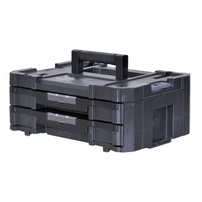 Mallette 2 tiroirs TSTAK FatMax - FMST1-71969 STANLEY