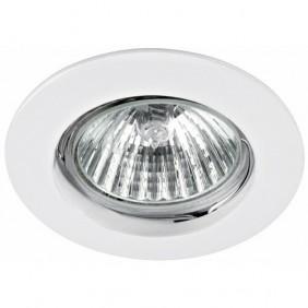 Spot encastré - fixe - aluminium - Disk ARIC