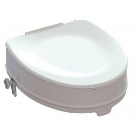 Rehausseur WC -  avec couvercle - 6 / 10 ou 14cm KDesign