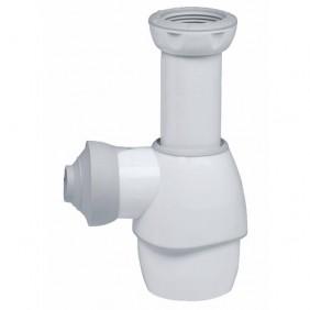 Siphon universel Tout-en-Un - joint conique 32 à 43 mm WIRQUIN PRO