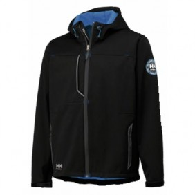 Veste imperméable et coupe-vent en Softshell - Leon HELLY HANSEN