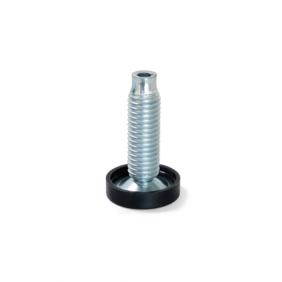 Vérin circulaire M10 pour pied de meuble - réglable - ø 23 mm - lot de 20 EMUCA