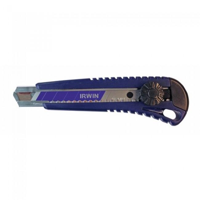 Cutter à molette à lame sécable 18 mm - 10508135 IRWIN
