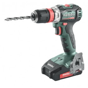 Perceuse visseuse - 18 volts - BS 18 L BL Quick METABO
