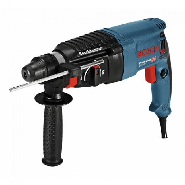 Perforateur SDS+ 830 W-GBH 2-26 Professional BOSCH