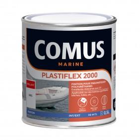 Peinture polyuréthane - pour pneumatiques  et bâches - Plastiflex 2000 COMUS