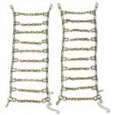 Paire de chaines pour pneus Minieffe 850 EUROSYSTEMS
