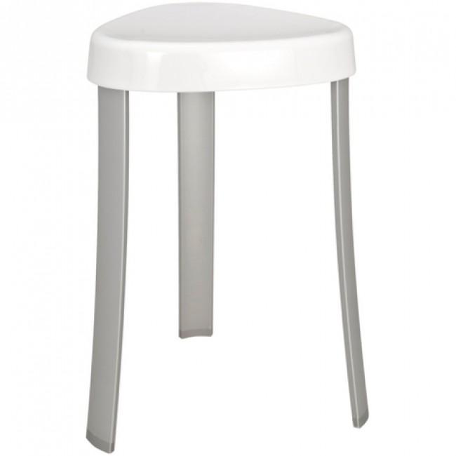 Tabouret - Corrente - design moderne pieds aluminium assise ABS WENKO
