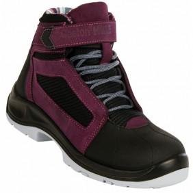 Chaussures de sécurité hautes pour femme - Air Top Lady S1P SRC ESD GASTON MILLE