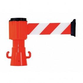 Dérouleur de sangle - pour cône de signalisation - sécurité chantier NOVAP