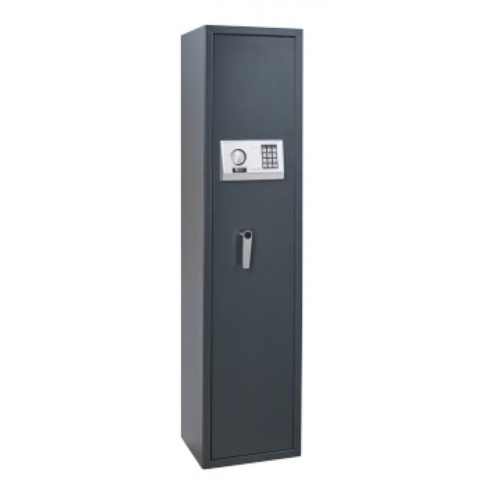armoire fusils code lectronique capacit de 5 fusils cardiff thirard bricozor. Black Bedroom Furniture Sets. Home Design Ideas