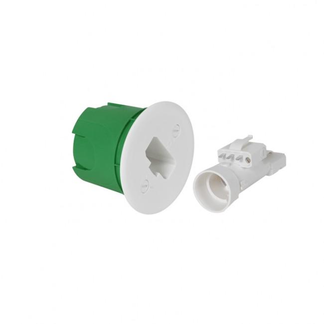 Boite d'encastrement - à sceller - DCL - 58 mm DEBFLEX