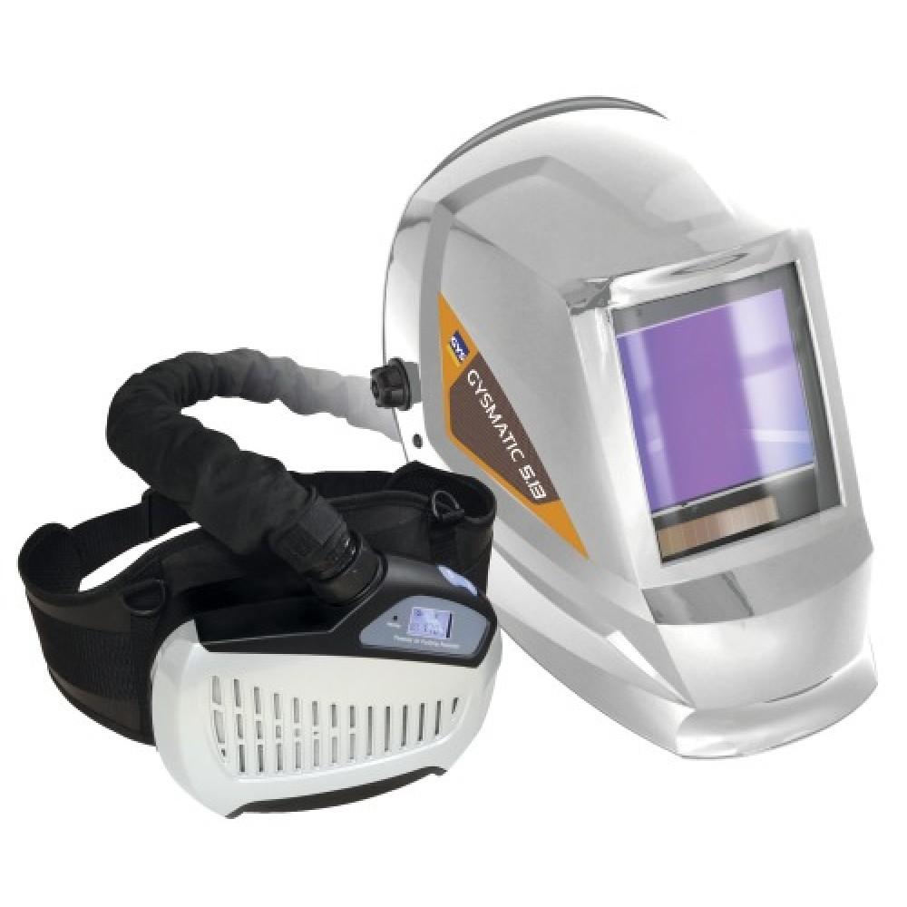 masque respiratoire soudure