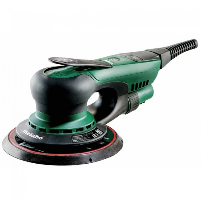 Ponceuse excentrique 350W - diamètre 150mm - SXE 150 BL METABO