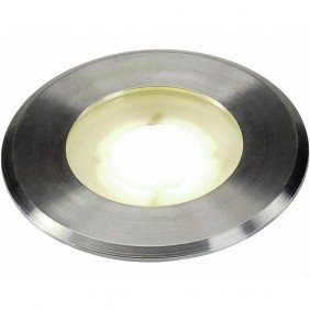 Spot encastré - extérieur - rond - Dasar Flat LED - IP67 SLV