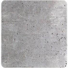 Tapis antidérapant - Concrete - bain ou douche WENKO