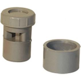 Aérateur à membrane en pvc pour conduite de chute REGIPLAST