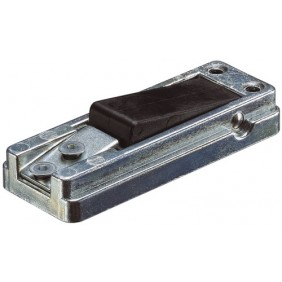 Dispositif d'arrêt mécanique pour ferme-porte à glissière ASSA ABLOY VACHETTE
