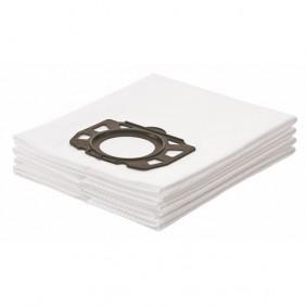 Sacs filtres ouate pour aspirateurs MV4/MV5/MV6/WD4/WD5/WD6 KÄRCHER