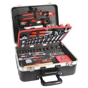 Boite à outil complète - 136 outils - CP136 N SAM OUTILLAGE