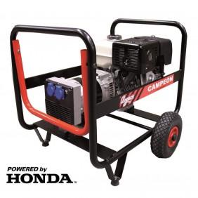Groupe électrogène sur roues moteur Honda 9CV – GH 5000M CAMPEON