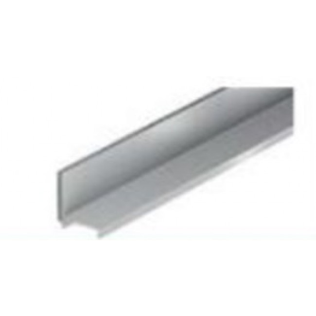 Caniveau de drainage à fente - pour l'extérieur - acier galvanisé ACO PASSAVANT