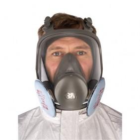 Masque respiratoire 6800S 3M