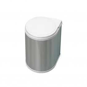 Poubelle de cuisine - ouverture automatique- 1 bac de 13 litres EMUCA