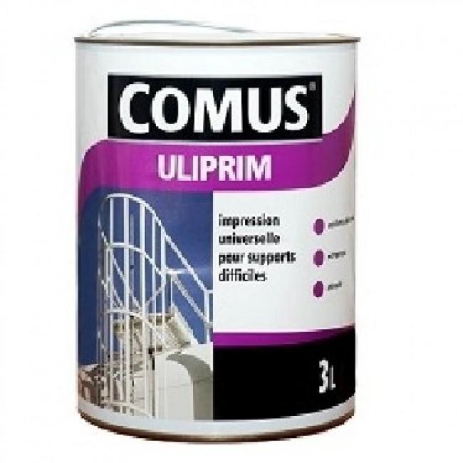 Impression pour support difficile - Uliprim blanc COMUS