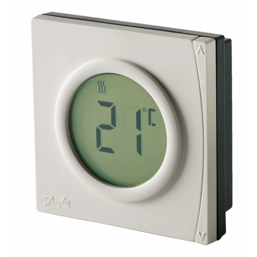 thermostat d 39 ambiance digital ret2000b danfoss bricozor. Black Bedroom Furniture Sets. Home Design Ideas