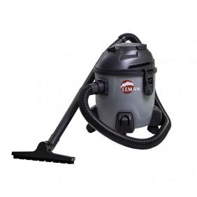 Aspirateur eau et poussière 1250 W cuve polypropylène 15 L-LOASP151 LEMAN