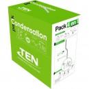 Pack - conduit pour chaudière ventouse - 4 en 1 Condens TEN