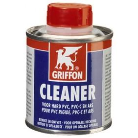 Décapant - nettoyant tuyaux et raccords PVC / ABS - PVC Cleaner GRIFFON