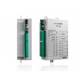 Unité de contrôle auxiliaire - pour contrôle d'accès XS4 2.0 - CU4200 SALTO