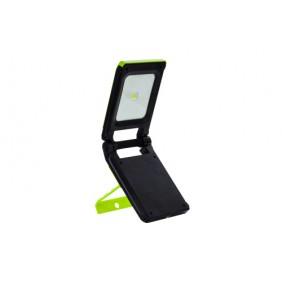 Baladeuse LED de chantier - rechargeable et aimantée LUCECO