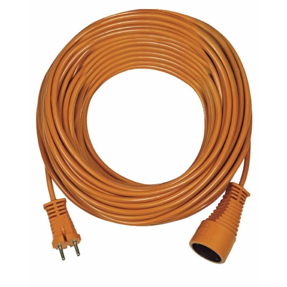 Rallonge Câble électrique - Jardin - Sans Prise De Terre BRENNENSTUHL