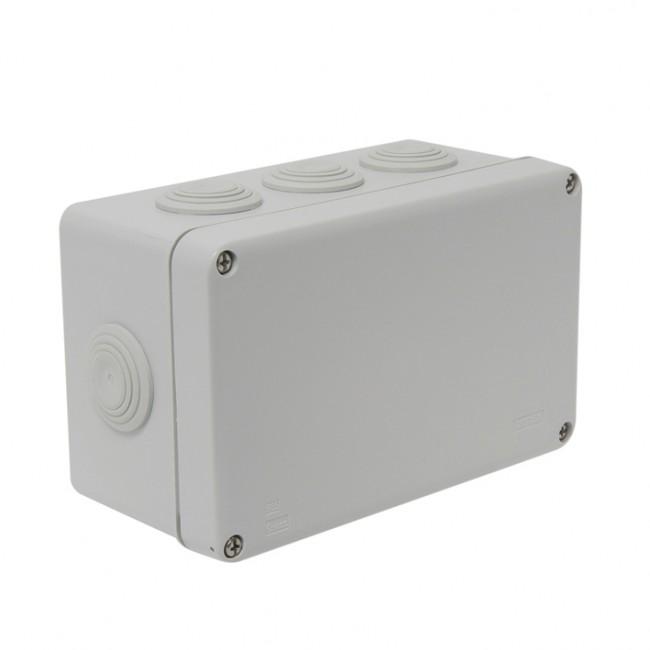 Boite de dérivation étanche carrée IP55 DEBFLEX