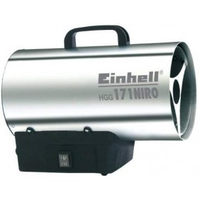 Générateur d'air chaud à gaz 17 kW HGG 171 NIRO EINHELL