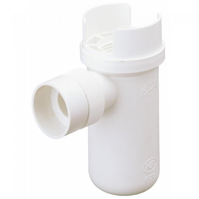 Siphon entonnoir - Pour groupe de sécurité - avec déflecteur ORKLI