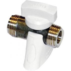 Robinet de sécurité - installation gaz - double mâle 15X21 - ROAI-B CLESSE
