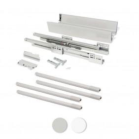 Kit tiroir Vantage-Q - hauteur 204 mm EMUCA