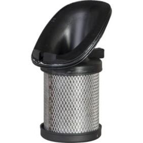 Cartouche filtre à air charbon actif CCA Lacmé