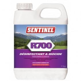 Désinfectant et biocide R700 SENTINEL